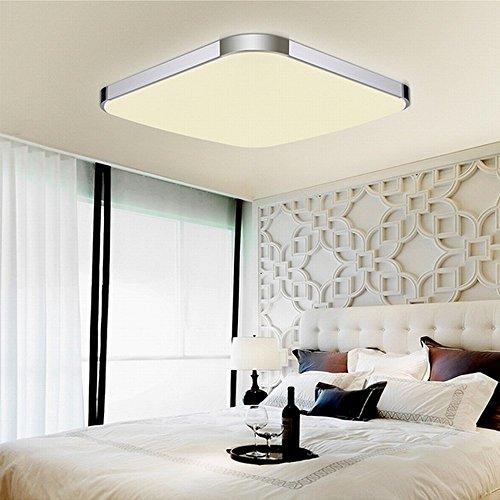 Sailun 36W bianco caldo LED plafoniera camera da letto corridoio ...