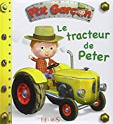 Le tracteur de Peter