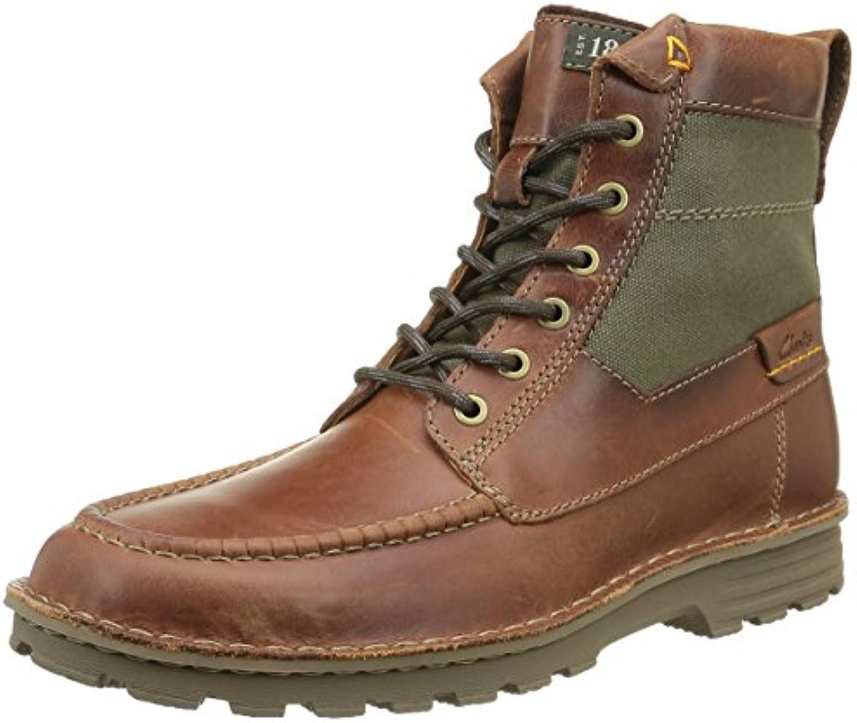 Clarks Herren Sawtel Klassische Stiefel  Billig und erschwinglich Im Verkauf