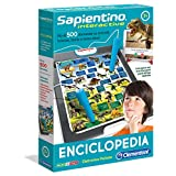 Clementoni Sapientino Interactive Enciclopedia 724, meerkleurig, 8005125119998