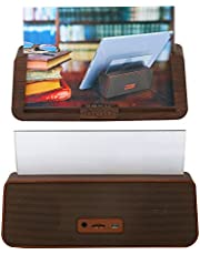 XECH® Wooden Photo Frame with Speakers Wireless
