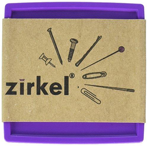 Zirkel (begriffsklärung) magnetisch Organizer zmor-pur Nadelkissen, Violett