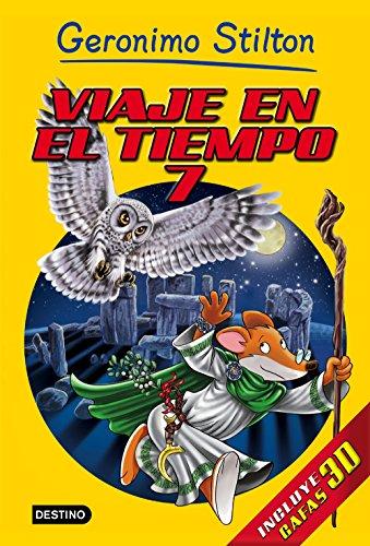 Viaje en el tiempo 7 (Libros especiales de Geronimo Stilton)
