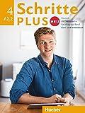 Schritte plus Neu 4: Deutsch als Zweitsprache für Alltag und Beruf / Kursbuch + Arbeitsbuch + Audio-CD zum Arbeitsbuch (SCHRPLUNEU) - Silke Hilpert