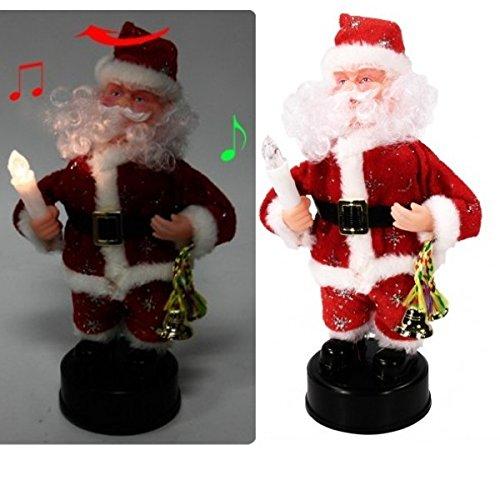 Père Noël automate avec cloches