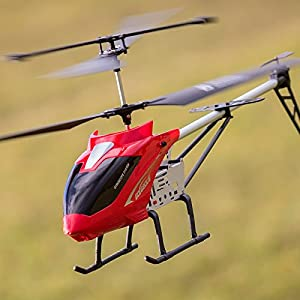 XR-911 Large Outdoor Helicopter (Colour May Vary) by Hawkin's Bazaar