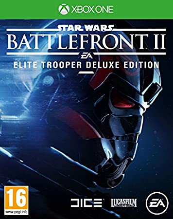 Star Wars Battlefront II: Elite Trooper Deluxe Edition (Xbox One)