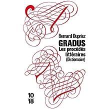 Gradus : Les procédés littéraires (Dictionnaire)
