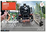 Eisenbahn-Romantik 2018: Der Kalender zur SWR Serie