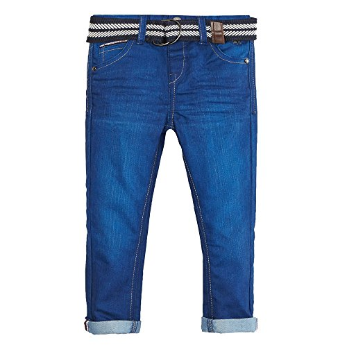 J By Jasper Conran Kids Boys' Blue Belted Jeans 18-24 for sale  Delivered anywhere in UK