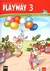 Playway. Für den Beginn ab Klasse 3 / Activity Book mit Audio-CD 3. Schuljahr - Neubearbeitung