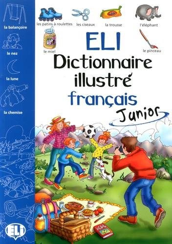 ELI dictionnaire illustr franais junior