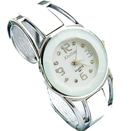 ufengke® la mode cadran robe de bracelet de bracelet strass dames montre à bracelet blanc