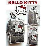 Hello Kitty Etui pour Appareil Photo Numérique Taille S Argent