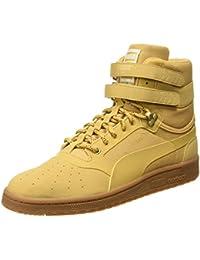 Puma Unisex Sky Ii Hi Weatherproof Tan Sneakers - 10 UK/India (44.5 EU)(36385902)