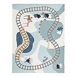 Kids Concept Teppich Wald Edvin 130x170