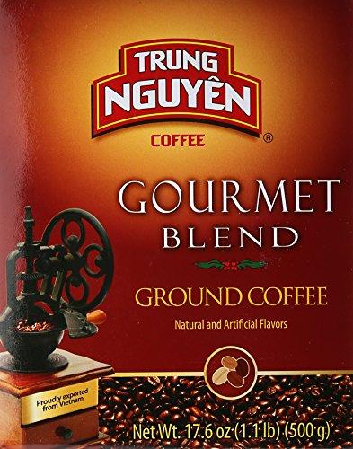 Vietnam Kaffee gemahlen Gourmet Blend 500g von Trung Nguyen (Nguyen Kaffee)