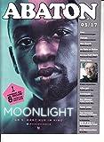Abaton 3 2017 Moonlight Zeitschrift Magazin Einzelheft Heft Kino Cinema Hollywood
