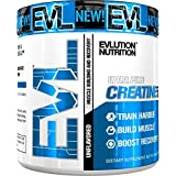 Evlution Nutrition Creatine5000 5 Grams of Pure Creatine in Each Serving Unflavored Powder (60 Servings)