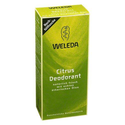 Weleda Citrus Deodorant Nachf�llflasche, 200 ml -