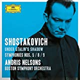 "Shostakovich Under Stalin's Shadow - Symphonies Nos. 5, 8 & 9; Suite From ""Hamlet"""