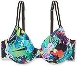 etirel Damen Malisa Tropical Bikini, Mehrfarbig, 44D
