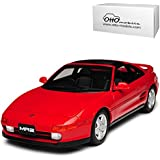 Toyota MR2 SW20 Coupe Rot 2. Generation 1989-1999 Nr 234 1/18 Otto Mobile Modell Auto mit oder ohne individiuellem...