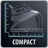 Rowenta DG7520 Hochdruck-Dampfbügelstation Compact Steam - 10