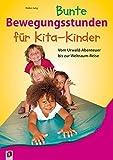 Bunte Bewegungsstunden für Kita-Kinder: Vom Urwald-Abenteuer bis zur Weltraumreise -