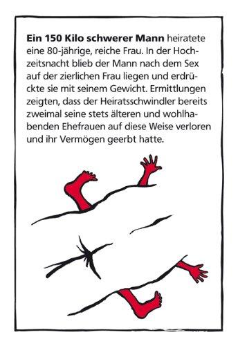 moses. black stories Sex and Crime Edition | 50 rabenschwarze Rätsel | Das Krimi Kartenspiel - 5