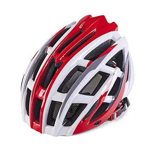 Cobnhdu Herren- und Damenhelm Reithelm Merida Giant Helm Herren und Damen Outdoor Mountain Bike Road Einteiliger, superleichter Helm aus hochwertigem Helm