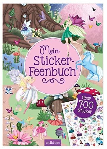 Mein Sticker-Feenbuch (Mein Stickerbuch) - Alte Welt-stil Möbel