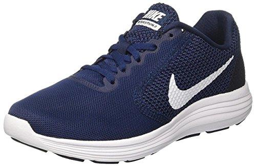 Nike Men's Multi Color Running Shoes - 9