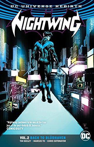 Nightwing TP Vol 2 Bludhaven (Rebirth)