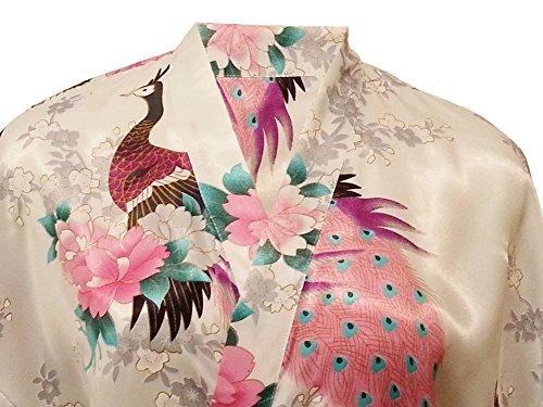 Fete Fabulous - Robe de chambre - Femme Fuchsia