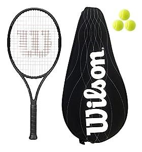 Wilson Pro Staff 26 Junior Tennis Racket + 3 Tennis Balls RRP £90 Review 2018