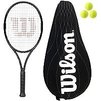 Wilson Pro Staff 26 Junior Tennisschläger Und 3 Tennisbälle