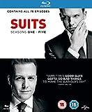Suits - Season 1-5 [Blu-ray] [2015] Regi...