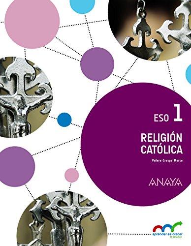 Religión Católica 1. (Aprender es crecer en conexión) - 9788467851137