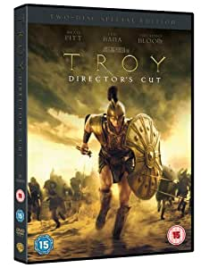 Troy (2-Disc Special Edition - Director's Cut) [DVD] [2004]