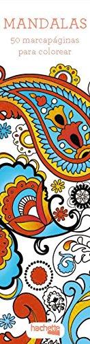 Marcapáginas Mandalas (Hachette Heroes - Singular) por Varios autores