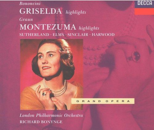 Bononcini-Griselda-Graun-Monte
