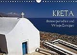Kreta - Sonnenparadies und Wiege Europas (Wandkalender 2017 DIN A4 quer): Die zahlreichen Facetten Kretas dokumentiert in zwölf außergewöhnlichen ... (Monatskalender, 14 Seiten ) (CALVENDO Natur)
