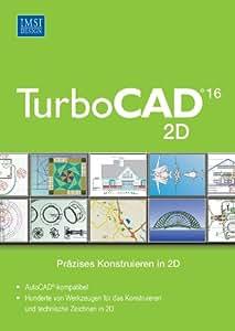 Turbo Cad V16 - 2D