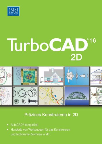 Turbo Cad V16 - 2D