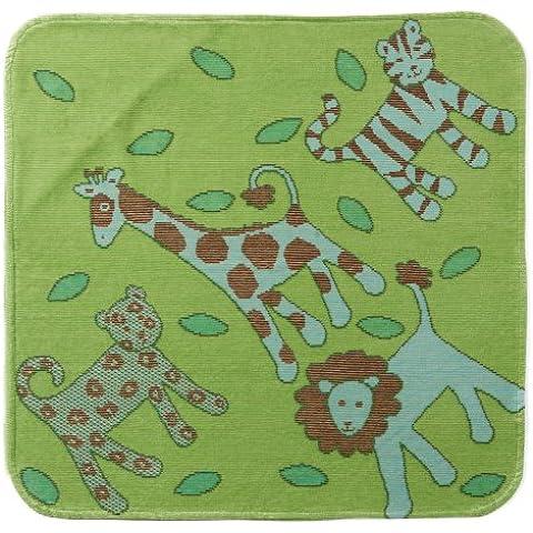 breganwood Organics infantil y de bebé toalla con capucha