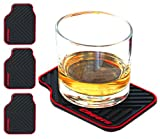 Best Unique Gifts - ARTORI Silicone Coasters Set, Cool Beverage Coasters For Review