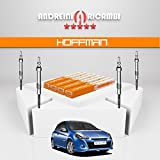KIT 4 CANDELETTE RENAULT CLIO III 1.5 DCI 47KW 64CV 2005 - GN018