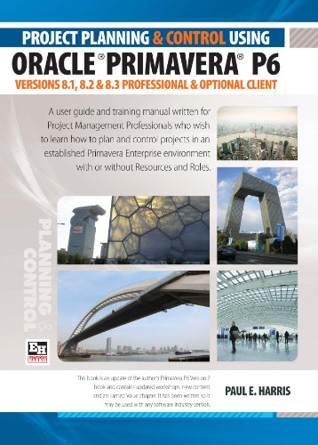 Project Planning Control Using Primavera P6 Pdf