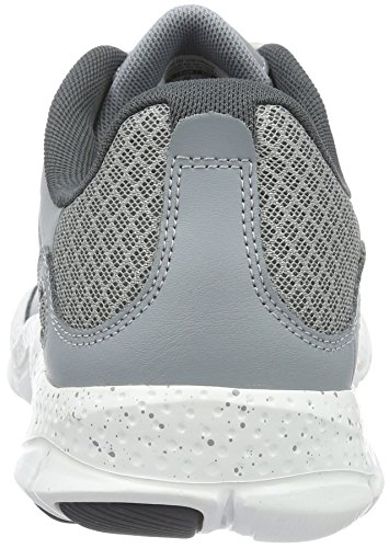 Under Armour Micro G Engage Bl H 2, Chaussures de Running Entrainement Homme Gris (Steel)